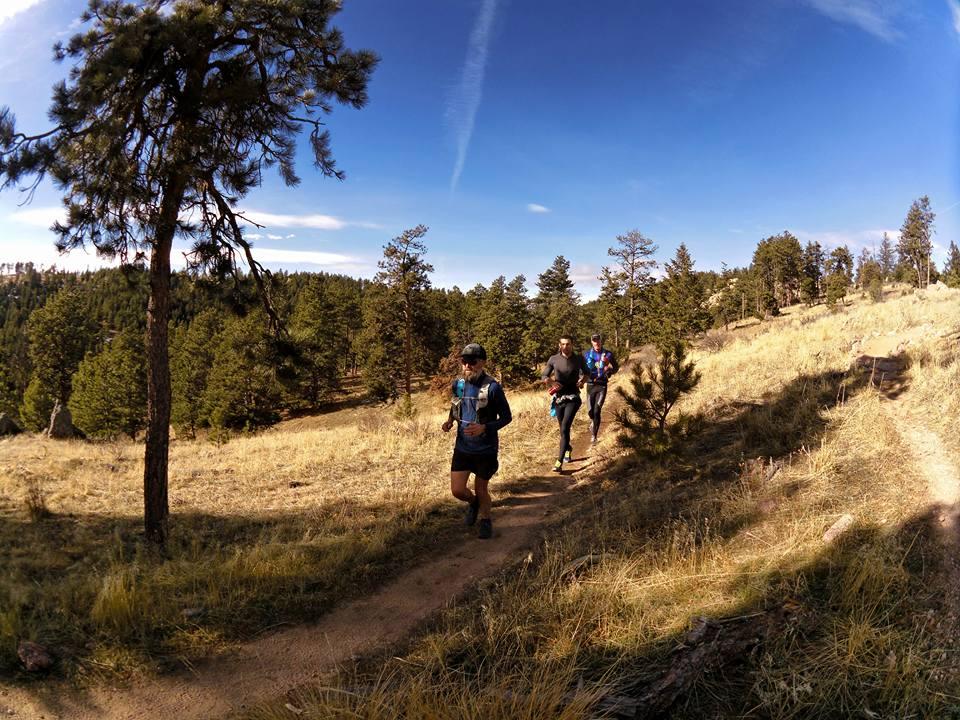 Quad Rock Training Run Week 1-2018-2