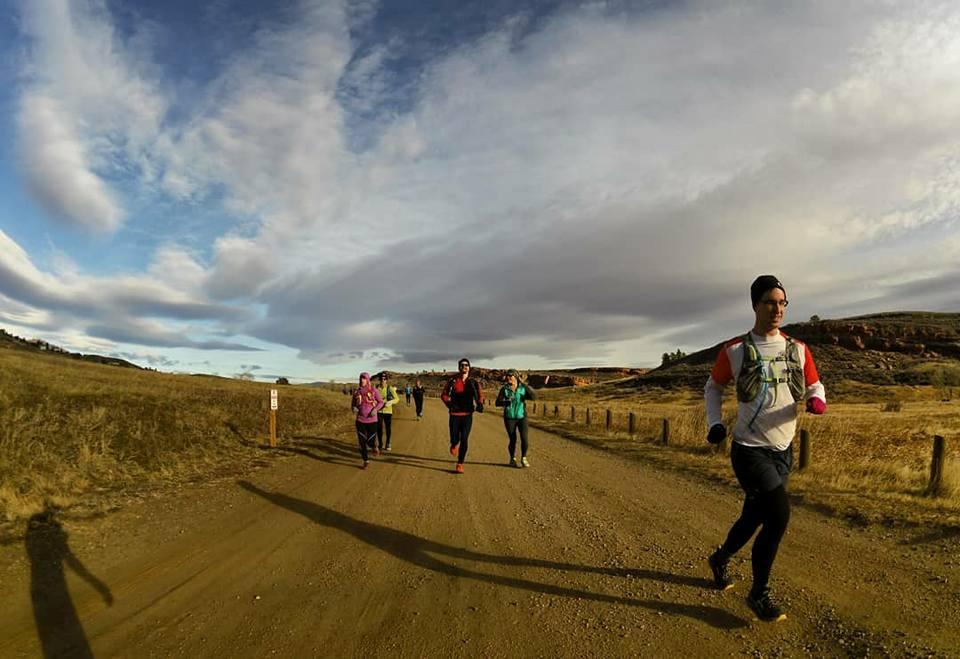 Quad Rock Training Run Week 1-2018-3