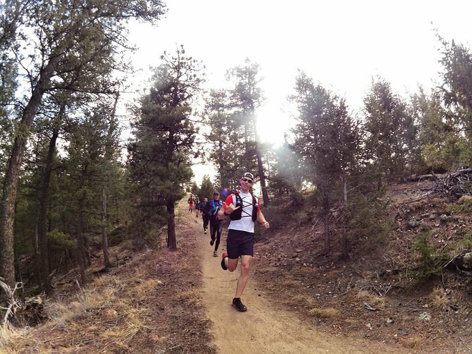 Quad Rock Training Run Week 1-2018-9