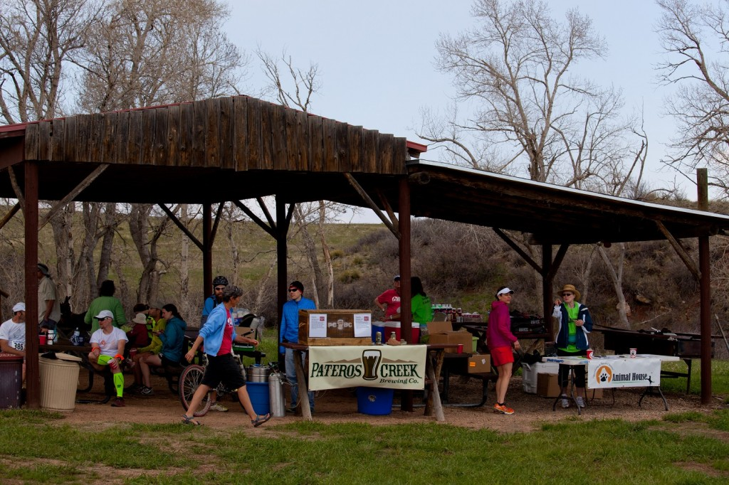 Pateros Creek Brewing fuels the post-race party. Photo: Erin Bibeau Photography.