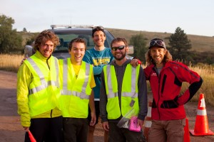 Gnar Runners Volunteer Crew