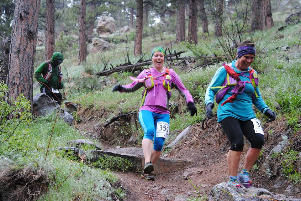 Happy Runners - 2016 Quad Rock Trail Races