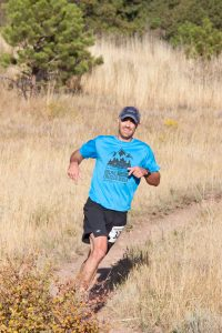 Cookie Mike Neal - 2016 Black Squirrel Trail Half Marathon
