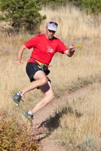 Charles Danforth - 2016 Black Squirrel Trail Half Marathon