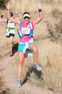 Corrie Stevens - 2016 Black Squirrel Trail Half Marathon