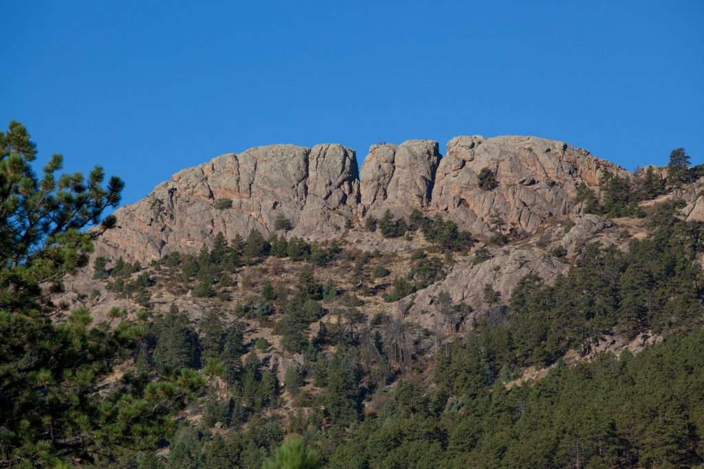 Horsetooth Rock