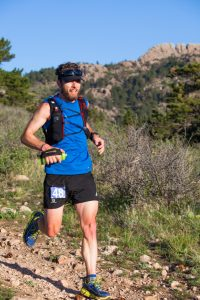 Gnar Runners Team member, Ed Delosh