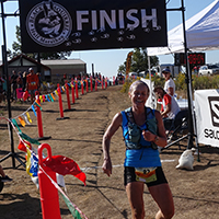 Tina Duncan - Gnar Running Team